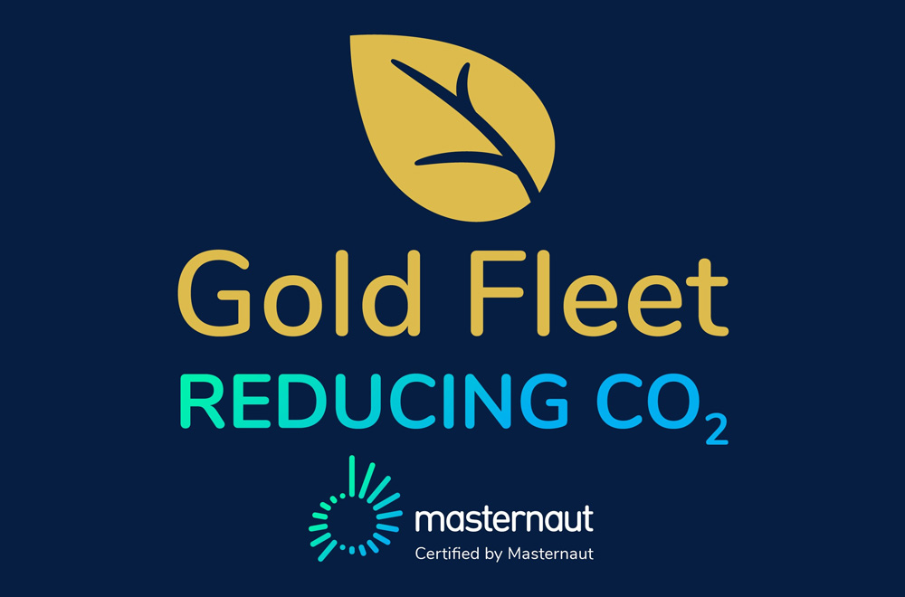 Gold Fleet Reducing CO2
